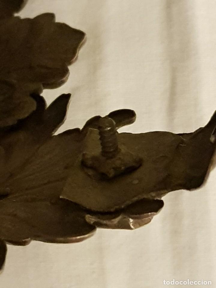 Antigüedades: Coronas para Virgen y Niño. Plata. Finales siglo XVIII. Punzones Quintana y Haro (La Rioja) - Foto 24 - 111544335