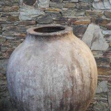 Antigüedades: TINAJA EN CERÁMICA ARAGONESA. Lote 111569955