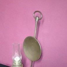 Antigüedades: ANTIGUA LAMPARA QUINQUE. Lote 111599207