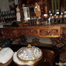Antigüedades: ESPECTACULAR MESA DE DESPACHO. Lote 111599743