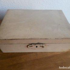 Antigüedades: CAJITA MADERA . Lote 111615807