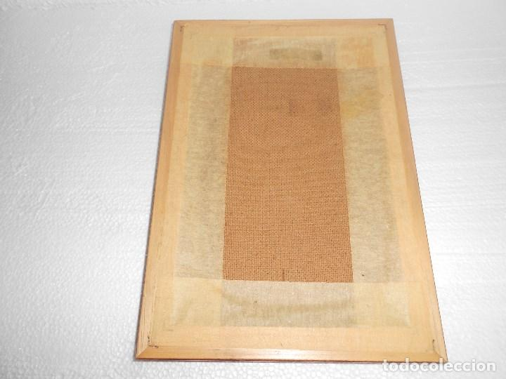 Antigüedades: cuadro inmaculada concepcion - Foto 3 - 111616675