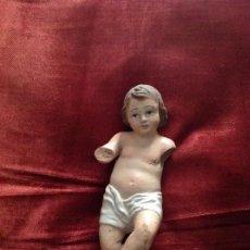 Antigüedades: NIÑO JESÚS BARRO GRANADINO. RADA. Lote 111662371