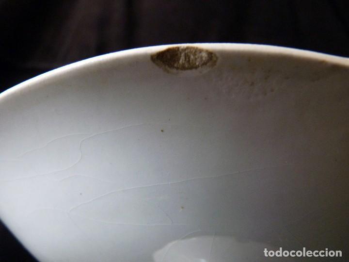 Antigüedades: ANTIGUO FRUTERO DE LOZA LA CARTUJA PICKMAN SEVILLA. CIRCA 1900 - Foto 5 - 111666371