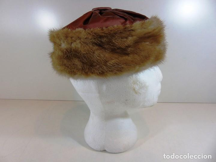 ANTIGUO GORRO DE LA FIRMA MARSHALL FIELD AND COMPANY (Antigüedades - Moda - Sombreros Antiguos)