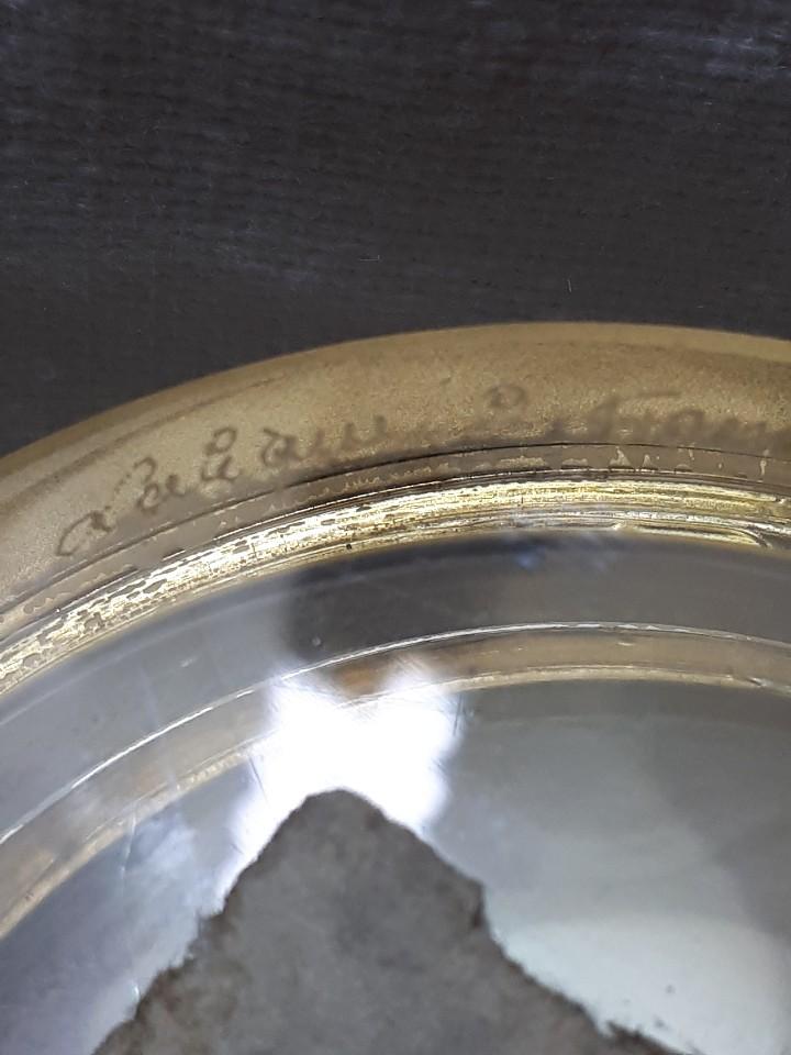 Antigüedades: Autentica caja modernista firmada LALIQUE - Foto 5 - 41087354