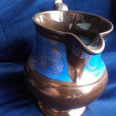 Antigüedades: JARRA DE BRISTOL. Lote 111698147