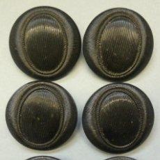 Antigüedades: SEIS BOTONES S. XIX . Lote 111699171