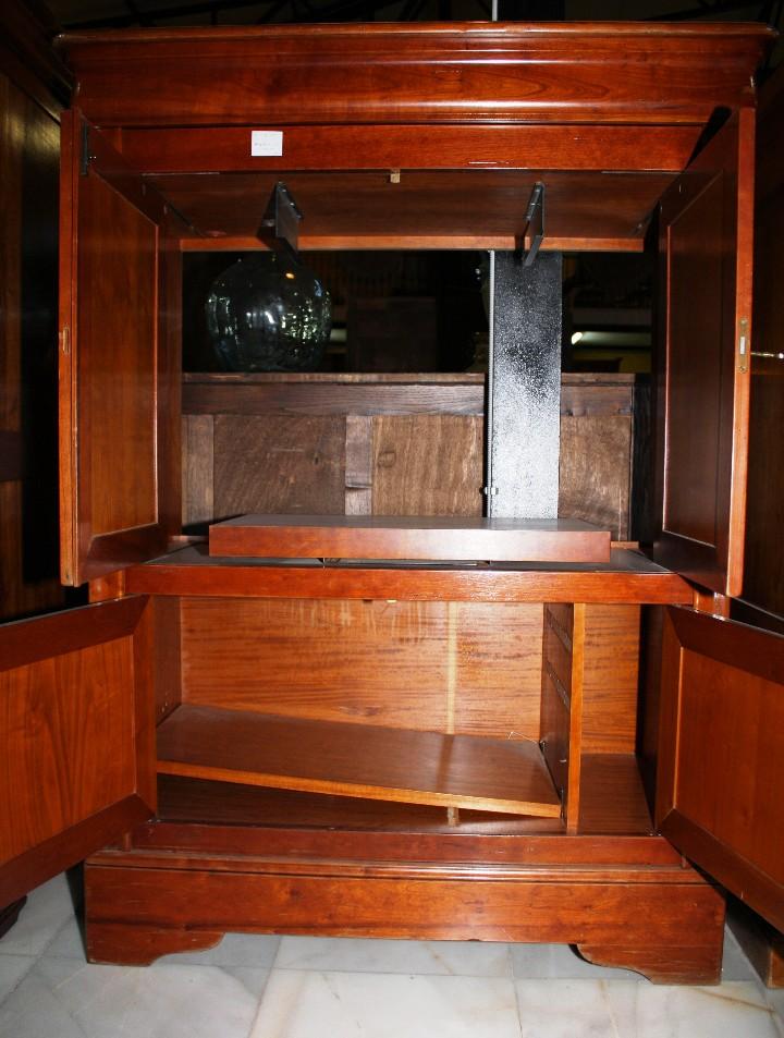 Antigüedades: MUEBLE TV, LUIS FELIPE. REF. 5859 - Foto 11 - 49197034