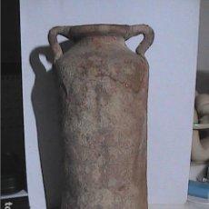 Antigüedades: EXCELENTE Y ANTIGUO DEPÓSITO/ RECIPIENTE DE TERRACOTA. S.XVII-XVIII. PRIORATO.CATALUÑA.. Lote 111814907