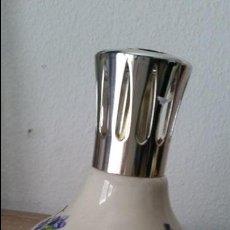 Antigüedades: EXPLENDIDA BOTELLA PERFUMADORA SELADO FRACE PARIS LAMPE BERGER. Lote 111827327