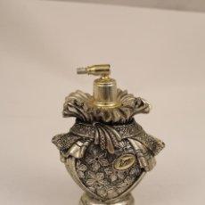 Antigüedades: PERFUMERO CON PLATA ITALIA. Lote 111837339
