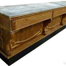 Antigüedades: MOSTRADOR. Lote 111839279