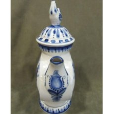 Antigüedades: KETTLE COCK GZHEL. Lote 111845651