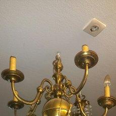 Antigüedades: LAMPARA. Lote 111962267
