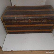 Antigüedades: BAUL ANTIGUO PARA RESTAURAR. Lote 111964167