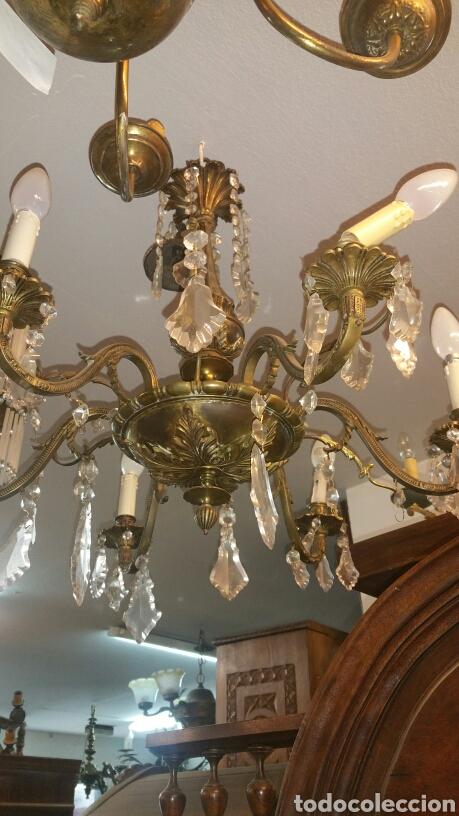 LÁMPARA (Antigüedades - Iluminación - Lámparas Antiguas)