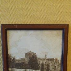 Antigüedades: CUADRO GRABADO. Lote 111989510