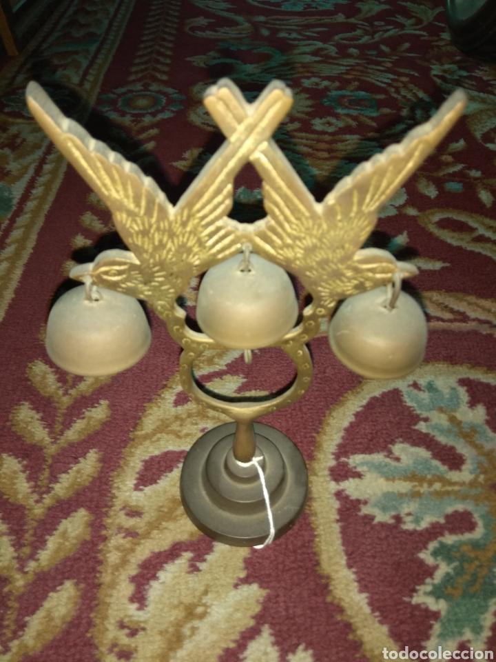 Antigüedades: Timbre - Campana - Llamador de Sobremesa - - Foto 3 - 112007724