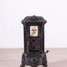 Antigüedades: ESTUFA ANTIGUA FRANCESA. Lote 112008599