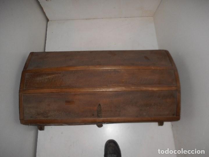 Antigüedades: baul antiguo restaurado - Foto 3 - 204658898