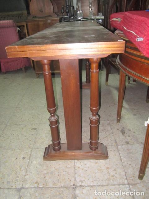 mesa grande de comedor libro dos hojas medida c - Comprar Mesas ...