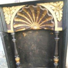 Antigüedades: CAPILLA MUY ANTIGUA. Lote 112134608