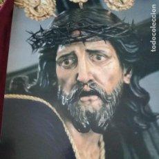 Antigüedades: CARTEL SEMANA SANTA SANLUCAR JESUS DEL CONSUELO. Lote 112137779