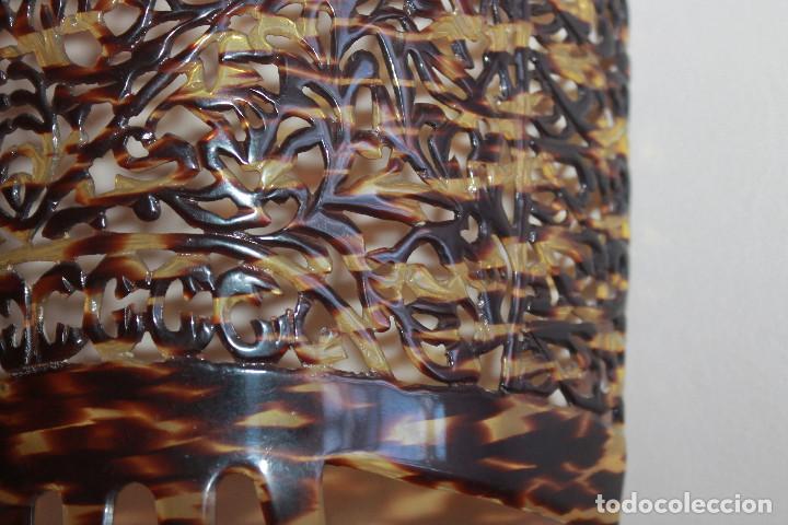 Antigüedades: Peineta grande de celuloide, siglo XIX, LEER DESCRIPCIÓN - Foto 4 - 112149807