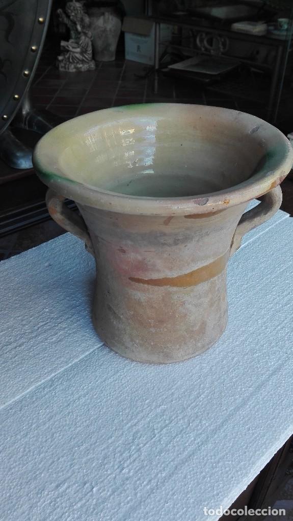 BACÍN,ORINAL , DON PEDRO ANTIGUO DE ÚBEDA(JAÉN) (Antigüedades - Porcelanas y Cerámicas - Úbeda)