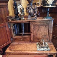 Antigüedades: MUEBLE AUXILIAR. Lote 112164547