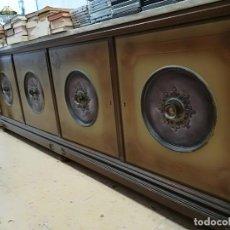 Antigüedades: APARADOR RECIBIDOR CREACIONES GIMENEZ. Lote 112214307