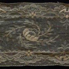 Antigüedades: ANTIGUO ENCAJE ART DECO PPIO.S. XX. Lote 112214503