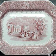 Antiques: W ADAMS & SONS S.XIX SERIE HABANA. Lote 136008817