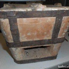 Antigüedades: HORNILLO CERAMICA MUY BUEN ESTADO. Lote 112238583