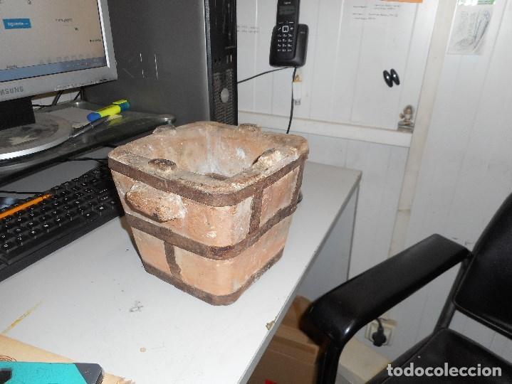 Antigüedades: hornillo ceramica muy buen estado - Foto 5 - 112238583
