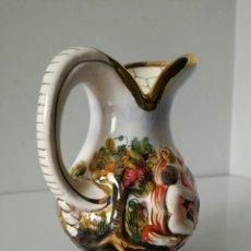 Antigüedades: JARRA CAPODIMONTE ITALY BERNINI. Lote 112247643