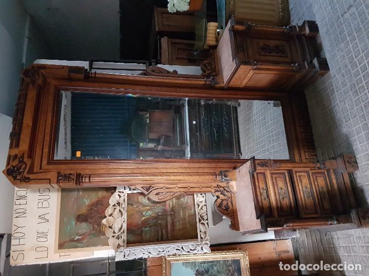 TOCADOR (Antigüedades - Muebles Antiguos - Auxiliares Antiguos)