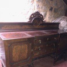 Antigüedades: APARADOR ANTIGUO. Lote 112323559