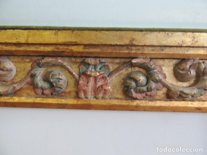 Antigüedades: MAGNIFICA CONSOLA CON MENSULAS SIGLO XVII - Foto 7 - 112331031