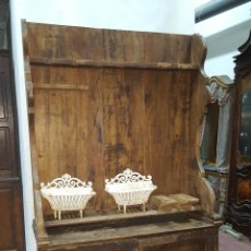 Antigüedades: MUEBLE ARMERO. ESTILO RENACENTISTA. MADERA DE ALVA. ESPAÑA. SIGLO XVII.. Lote 112338479