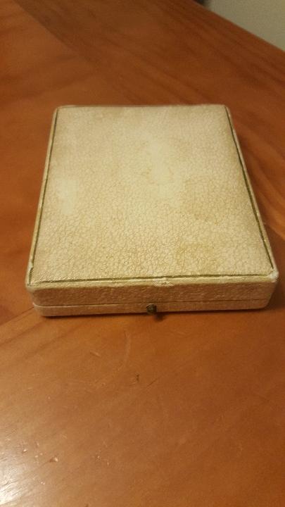 Antigüedades: COLGANTE DE MARFIL Y PLATA FRANCES VIRGEN MARIA - Foto 2 - 112382847
