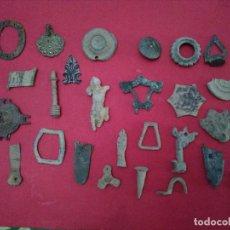 Antigüedades: ARQUEOLOGÍA. INTERESANTE LOTE DE OBJETOS A IDENTIFICAR. . Lote 112421715