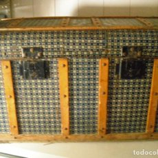 Antigüedades: BAUL. Lote 112446219