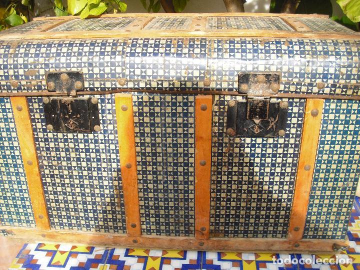 Antigüedades: BAUL - Foto 2 - 112446219