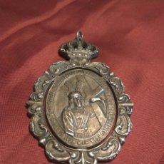 Antigüedades: MEDALLA HERMANDAD MISERICORDIA MALAGA. Lote 112469086