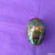 Antiques - Huevo decorado - 112473439