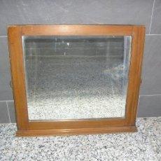 Antigüedades: ANTIGUO ESPEJO DE TOCADOR O COMODA.. Lote 112478527