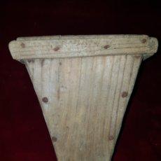 Antigüedades: ANTIGUO UTENSILIO PARA CUAJAR EL QUESO ARTE PASTORIL. Lote 112565822