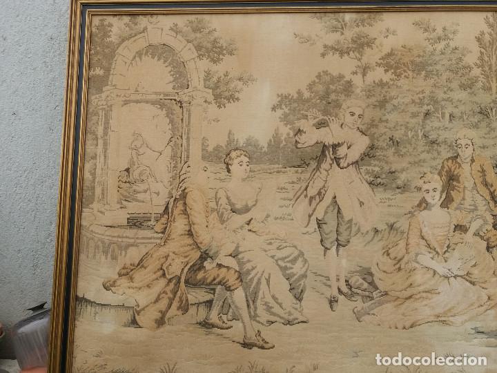 Antigüedades: tapiz antiguo y grande - Foto 2 - 112607031